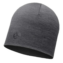 Шапка Buff Heavyweight Merino Wool Hat, Solid Grey