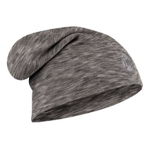 Шапка Buff Heavyweight Merino Wool Hat, Fog Grey Multi Stripes