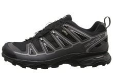 Кроссовки мужские Salomon X Ultra 2 GTX, Black/Autobahn/PT