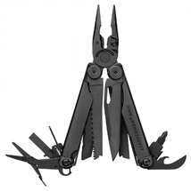 Инструмент Leatherman Wave Plus, Black
