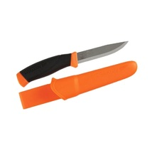 Нож Morakniv Companion F Serrated, Orange