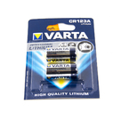 Батарея Varta CR123A Professonal Lithium 6205