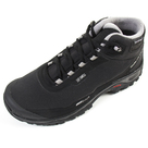 Ботинки мужские Salomon Shelter CS WP, Black/Black/Pewter