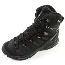 Ботинки мужские Salomon X Ultra Winter CS WP, Black