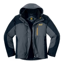 Куртка мужская Jack Wolfskin COLD TRAIL MEN цвет 6011