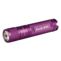 Фонарь Fenix E05 R2, Purple