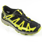 Кроссовки мужские Salomon Gecko Seaweed, Green/Black