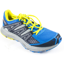 Кроссовки мужские Salomon XR-Shift, Bright Blue/Mimosa Yellow