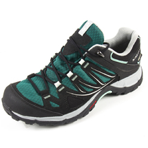 Кроссовки женские Salomon Ellipse GTX, Duck Blue/Black