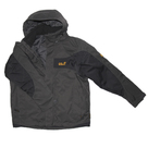 Куртка мужская Jack Wolfskin MISTY TRAIL MEN цвет 6101