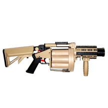 Модель гранотомета ICS Grenade Launcher GLM, Black