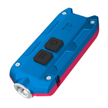 Фонарь Nitecore TIP Winter Edition, Blue/Red