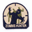 Патч Zombie Hunter, Tan