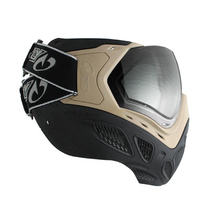 Маска Sly Goggle Profit Limited Edition, Black / Tan