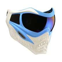Маска V-Force Grill Thermal, Blue/White