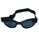 Маска защитная Voodoo Folding Sunglasses, Black Frame/Smoke Lens