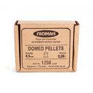 Пули Люман Domed Pellets 4,5 мм 0,68 г (1250 шт)