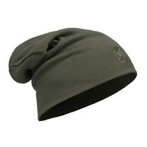 Шапка Buff Heavyweight Merino Wool Hat, Solid Black