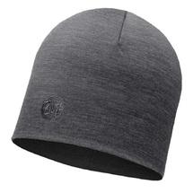 Шапка Buff Heavyweight Merino Wool Hat, Solid Grey