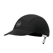Кепка Buff Pack Run Cap, R-Solid Black