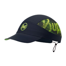 Кепка Buff Pack Run Cap, R-Flash Logo Black