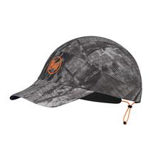Кепка Buff Pack Run Cap, R-City Jungle Grey