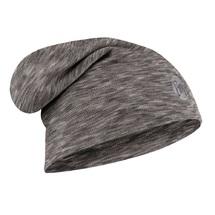 Шапка Buff Heavyweight Merino Wool Hat, Fog Grey Multi Stripes
