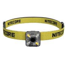 Фонарь налобный Nitecore NU05