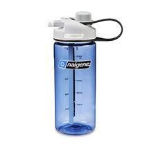 Бутылка спортивная Nalgene MultiDrink 20oz-0.60 л, Blue
