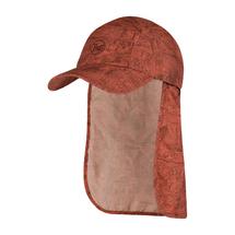 Кепка Buff Bimini Cap, Zinc Terracotta