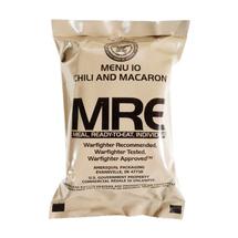 Индивидуальный рацион питания USA MRE, menu 10