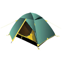 Палатка Tramp Scout V2 2-x местная, Green