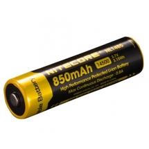 Аккумулятор Nitecore 14500 Li-ion PCB 850 mAh