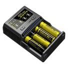 Зарядное устройство Nitecore Digicharge SC4