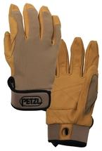 Перчатки PETZL CORDEX для работы с веревкой, Tan