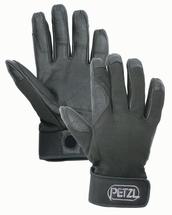 Перчатки PETZL CORDEX для работы с веревкой, Black