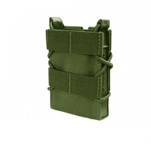Подсумок Wartech MP-117 под 1 магазин АК/М серия Taco, Olive