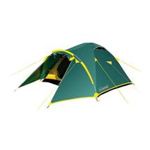 Палатка Tramp Lair V2 4-x местная, Green