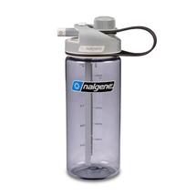 Бутылка спортивная Nalgene MultiDrink 20oz-0.60 л, Gray