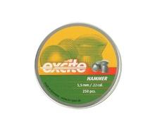 Пули H&N Excite Hammer 5,5 мм 0.98 г (250 шт)