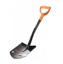 Лопата штыковая Fiskars укороченная SolidTM