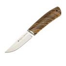 Нож Kizlyar Supreme Samoed N690 зебрано, Wood/Stonewash