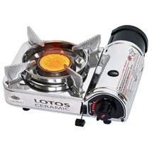 Плита газовая Tourist Lotos Ceramic TR-350 керамическая