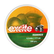 Пули H&N Excite Hammer 4,5 мм 0.51 г (500 шт)