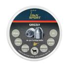 Пули свинцовые H&N Grizzly 6,35 мм (150 шт)