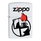 Зажигалка Zippo 29194 White Matte
