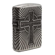 Зажигалка Zippo 29667 Armor, Antique Silver