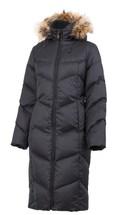 Пальто женское BASK ROUTE V3 пух, Black