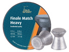 Пули H&N Match Heavy 4,5 мм 0.53 г (500 шт)
