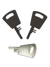 Ключ для наручников плоский БРС-2, Крот, Краб